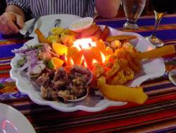 Restaurante Mar de Grau Boquete