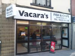 ‪Vacara's Fish & Chip Shop‬