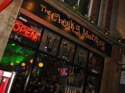 The Cheeky Monkey Retro Bar