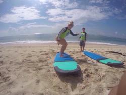 Bali Beach Surf School