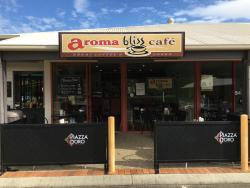 Aroma Bliss Cafe