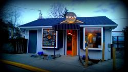 The Nova kitchen
