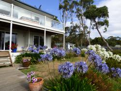 Beautiful and friendly B&B with great food and views