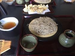 Ishibiki Hanmade Soba Wakao