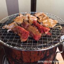 Shichirinyakiniku Buccha Ken Kado