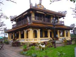 Tu Phuong Vo Su Lau Coffee
