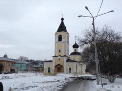 Church of the Intercession on Kozleniyem