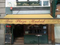 Bar Plaza Madrid 2