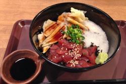 Live Food Market Yodobashi Akiba