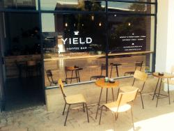 Yield coffee bar