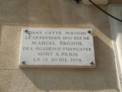Maison Natale de Marcel Pagnol