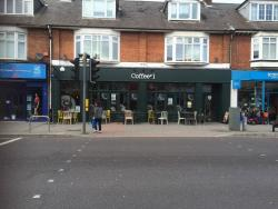 Coffee#1 Portswood