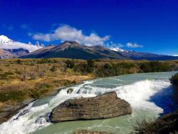 Cascada del Rio Paine