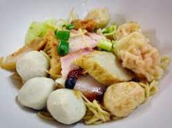 Tong Leng Noodle