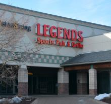 ‪Legends Sports Pub and Grille‬