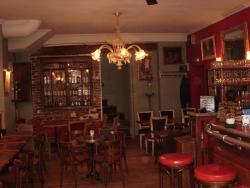 Cafe des Antiquaires