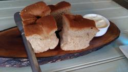 Bread At The Deck