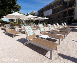 Beach at the Sonesta Ocean Point Resort