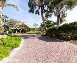 Entrance at the Sonesta Ocean Point Resort