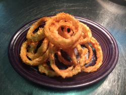 Handdipped Onion Rings