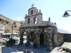 Capilla de Piedra de Juan Felix Sanchez
