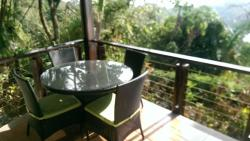 balcony dining / if you choose to