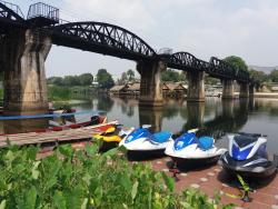 River Kwai Jetski Tours