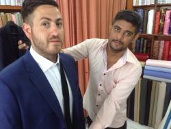 Royal Armani Suit