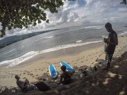 Surfing Senggigi - Nayaka Surf School