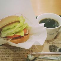Mos Burger Jr Shimonoseki