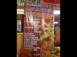 Comedor Las Canches