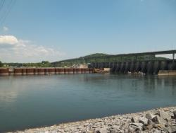 Chickamauga Dam Tennessee River Park