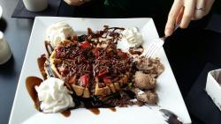 Fantastic waffles
