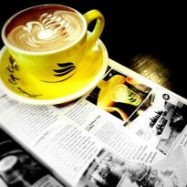 Yellow Cup Coffee