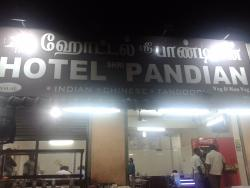 Hotel Sri Pandian