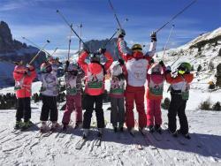 Ski School Dolomites