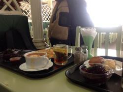 Cafe on Vyucheiskogo