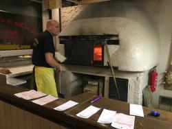 Pizza-Treff