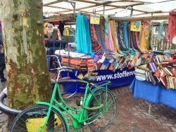 De Lapjesmarkt, Breedstraat, Utrecht