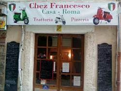 Casa Roma Chez Francesco