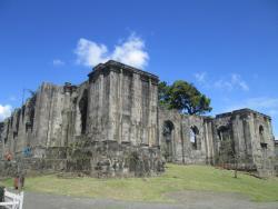 Santiago Apostol Parish Ruins