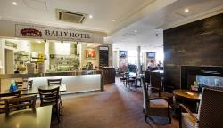 Enjoy dining in our bistro here at Balgownie Hotel