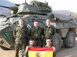 Regimiento de Caballería - Alcántara 10