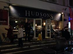 Hudsons Wine Bar