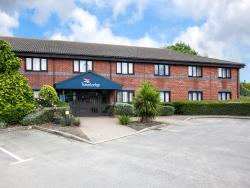 Travelodge Ipswich Capel St Mary