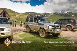 Gardman Tour Armenia