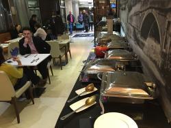 Hot Plate Buffet