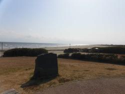 屋形海水浴場