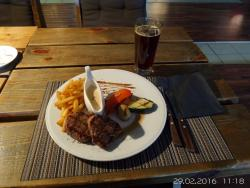 Mere Bull Steak House & Pub