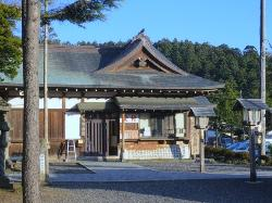 Tyokaisan-Ohmonoimi Shrine